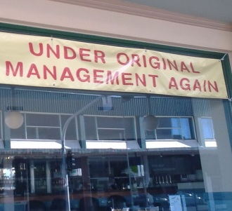 under original management again